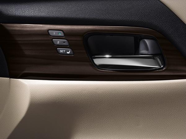 Driver Memory Seat