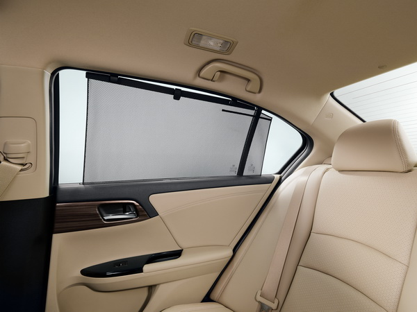 Rear Door Windows Sunshade
