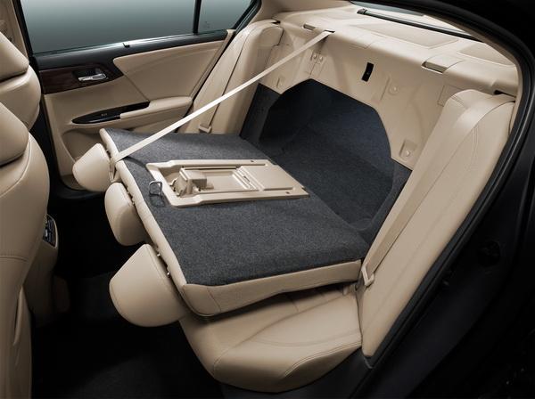 Rear Seat Folddown