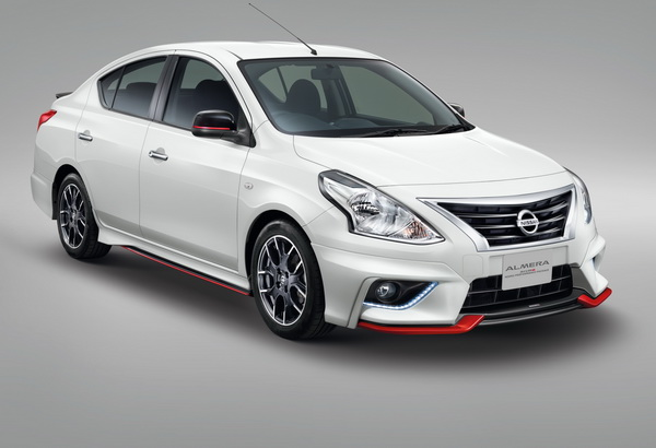 2. Almera Nismo Performance Package_45 Front_resize