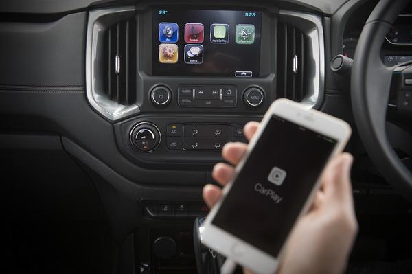 2017 Chevrolet Colorado_MyLink Apple CarPlay_resize