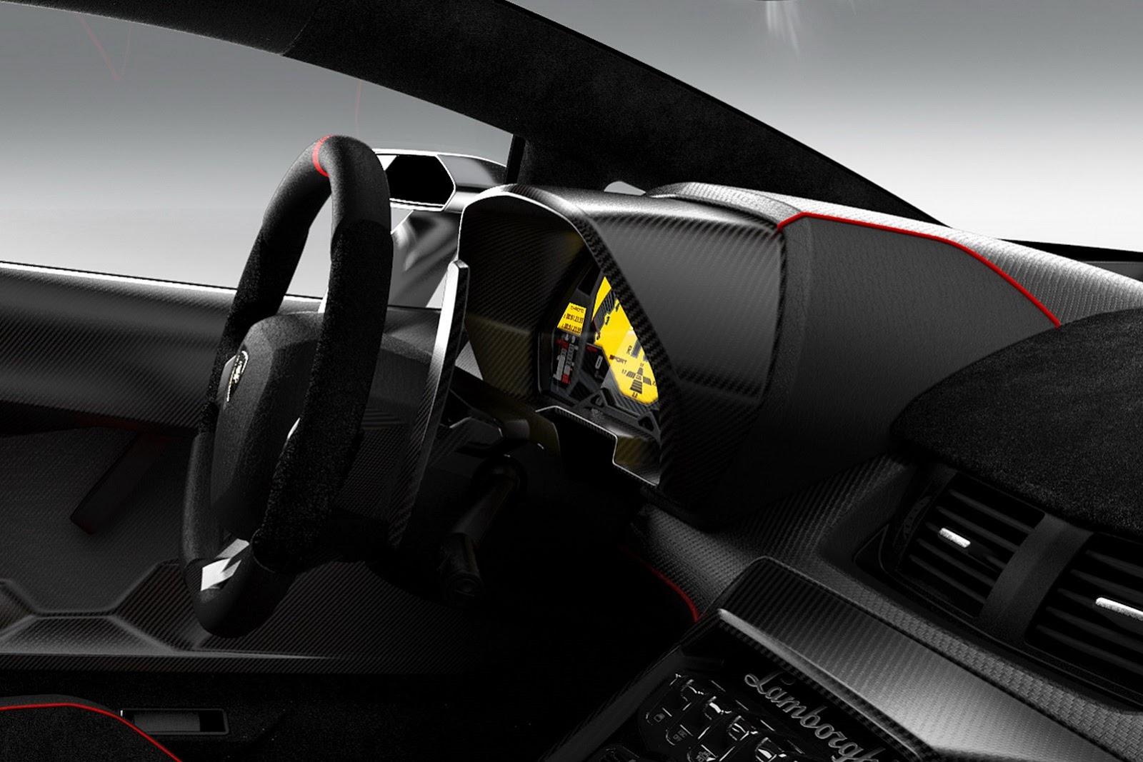 """เปิดตัว """"Lamborghini Veneno Coupe"""" ชุดแต่งคันแรก   รถใหม่ ..."""