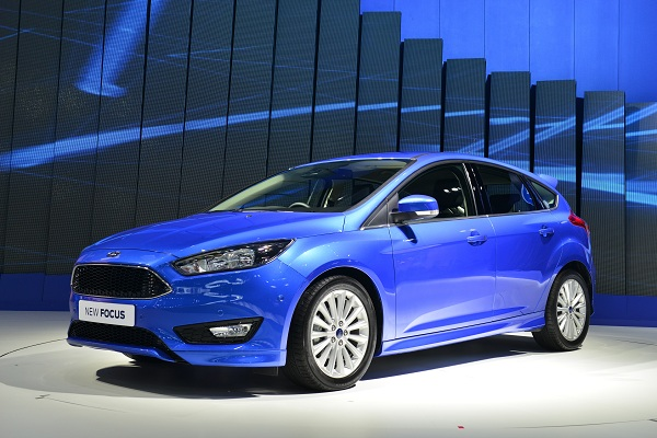 NEW FORD FOCUS ECOBOOST