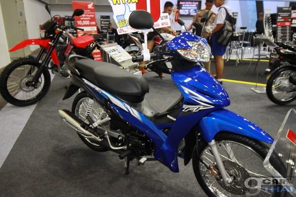 ใหม่ Honda Wave 110i ราคา ฮอนด้า เวฟ 110 ไอ ตารางราคา-ผ่อน ...