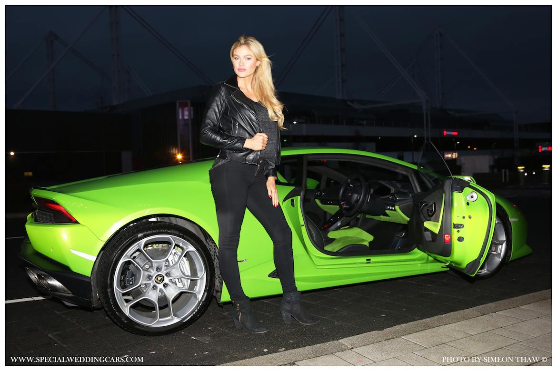 Lamborghini Huracan Taxi Uk