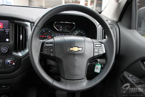 2017 Chevrolet Colorado ใหม่ CHALLENGE YOUR POWER พลังขับ ...