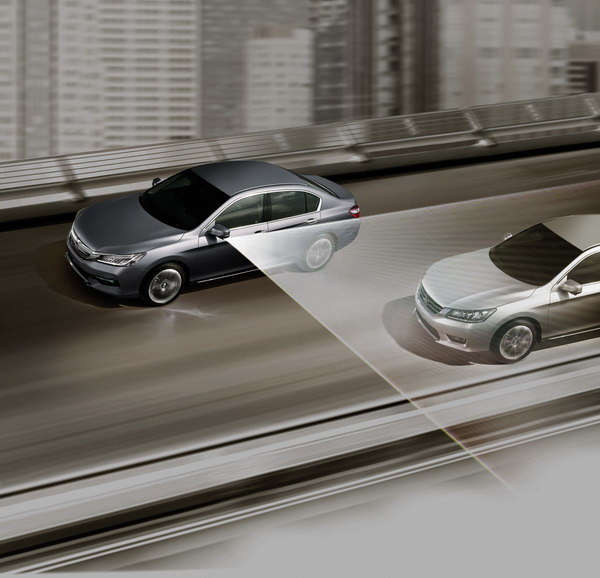 Honda LaneWatch_Blind Spot