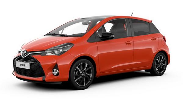 Toyota YARIS_orange1