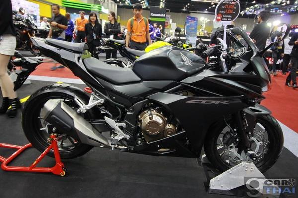 NEW HONDA CBR500R