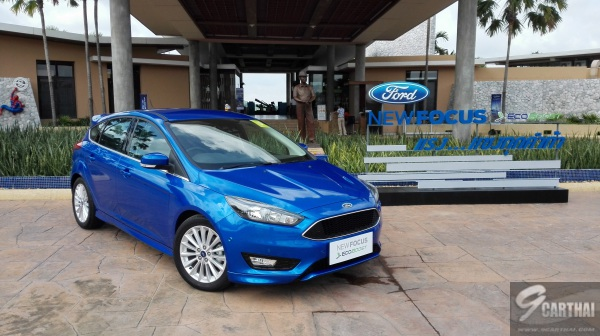 รีวิว Ford Focus EcoBoost