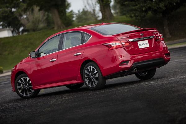 Nissan เปิดตัวราคาอย่างเป็นทางการของ 2017 Sentra โฉมใหม่ ...
