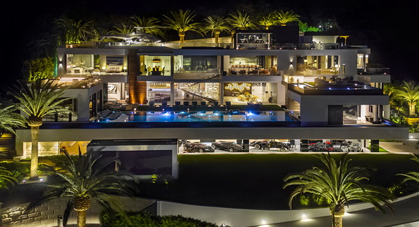 America's Most Expensive House Includes A $30 Million Car Collection