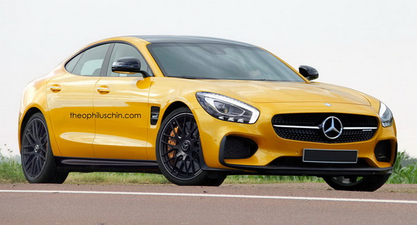 Mercedes-AMG-GT-four-door-renderings