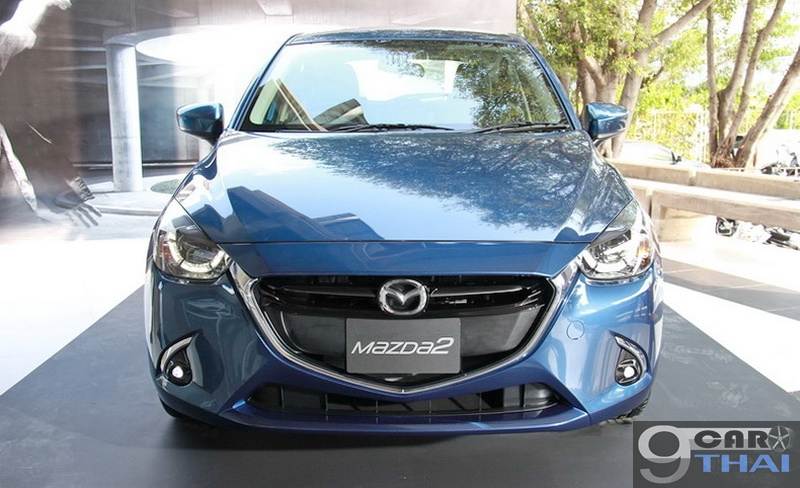 ใหม่ All New Mazda 2 2019 2020 ราคา มาสด้า 2 4 5 ประตู
