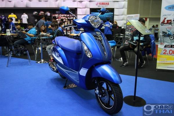 ใหม่ Yamaha Grand Filano 2018-2019 ราคา ยามาฮ่า แกรนด์ ฟี ...