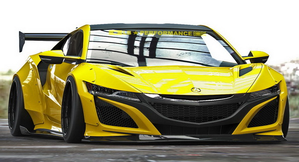 acura-nsx-liberty-walk-tuning