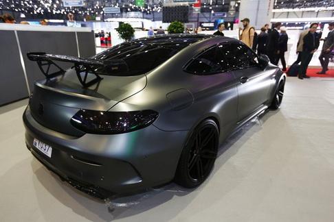 Twin City Mazda >> DMC เปิดตัวชุดแต่งแบบใหม่ของ Mercedes-AMG C63 แบบสปอร์ต ...