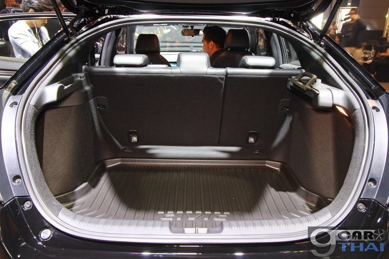 ใหม่ New Honda Civic Hatchback 2019-2020 ราคา ฮอนด้า ซีวิค ...