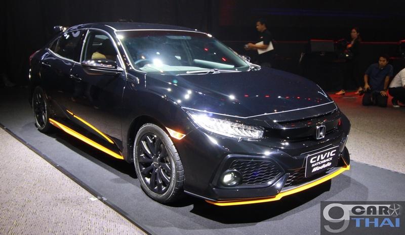 All New Honda Civic 2017