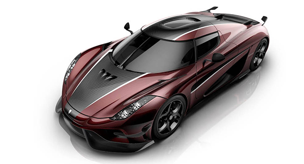 Koenigsegg's Electrification