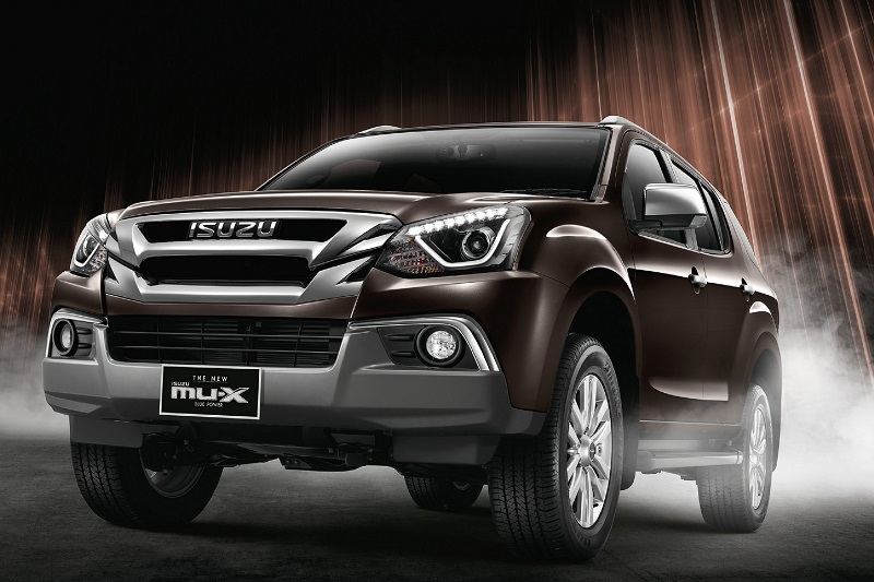 The New Isuzu MU-X (2)