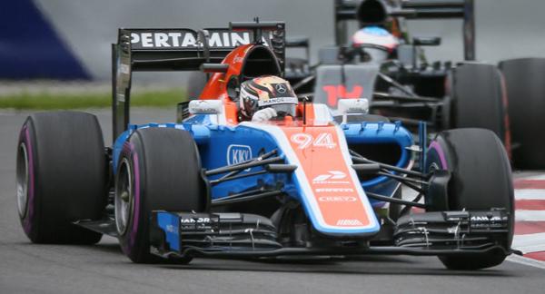 Manor-F1