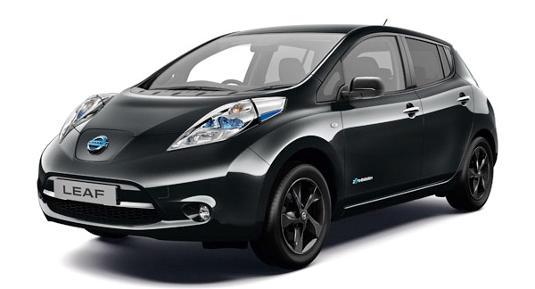 nissan-leaf-black-edition 2017
