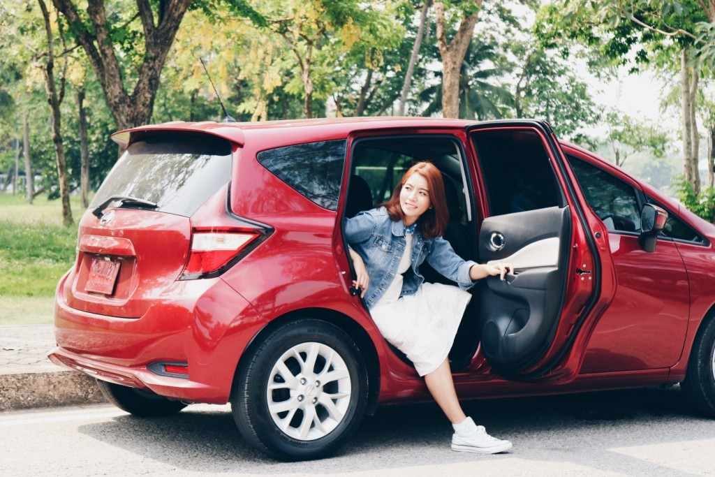 NISSAN NOTE 22
