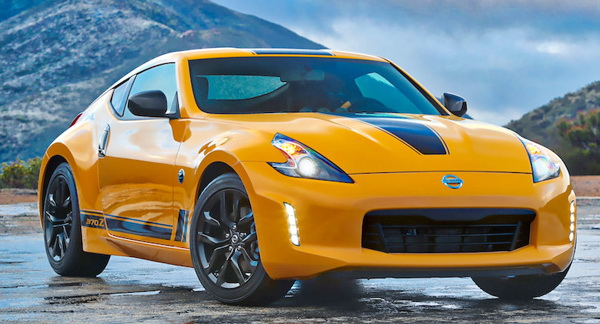 Nissan 370Z Heritage Edition photo 2018