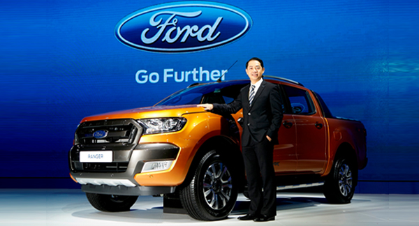 Ford 2Q2017 Sales Release