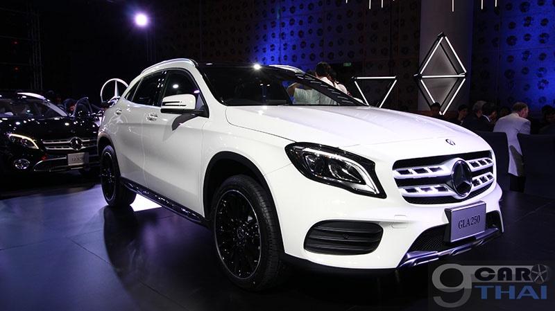 Mecedes-Benz gla 2017 (1)