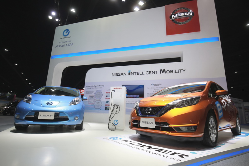 Nissan Thailand Industry Expo 2017