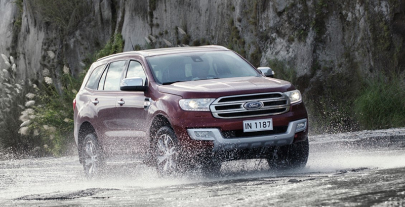 Ford Everest_Rainy Day Road Trip-1
