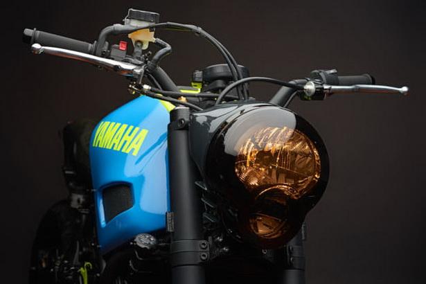 Yamaha Xsr700 Custom Quot สตรีทแทร็คเกอร์ Quot รถใหม่ 2019 2020
