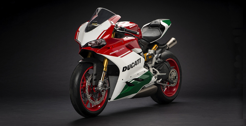 DUCATI 1299 Panigale R Final Edition..