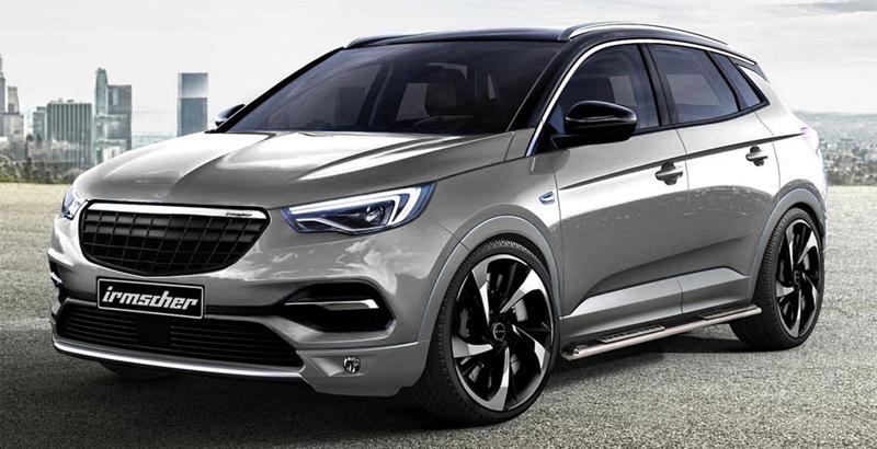 Irmscher-Opel-Grandland-X