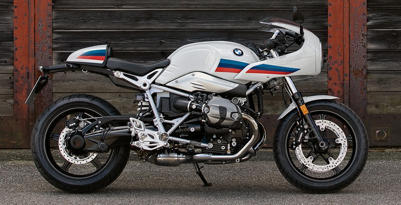 BMW R nineT Racer 2018-1