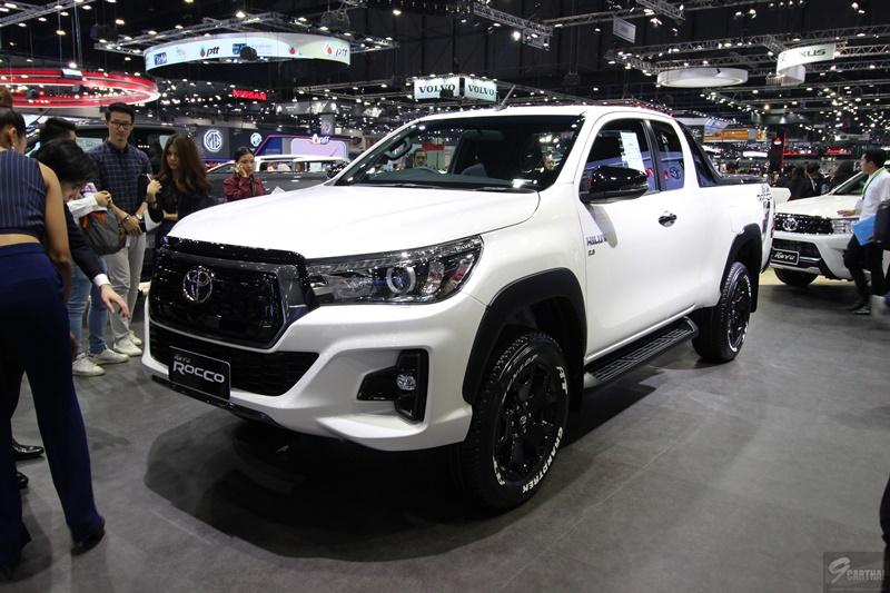 Toyota Revo 2017