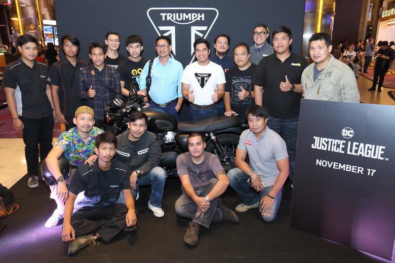 Triumph-PR