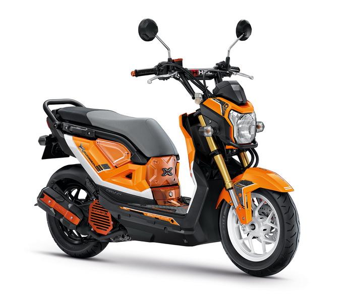 2017-Honda-Zoomer 1