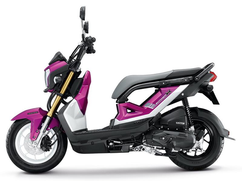 2017-Honda-Zoomer 4
