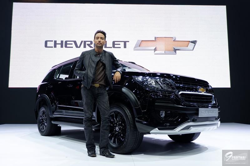 Chevrolet Trailblazer Z71