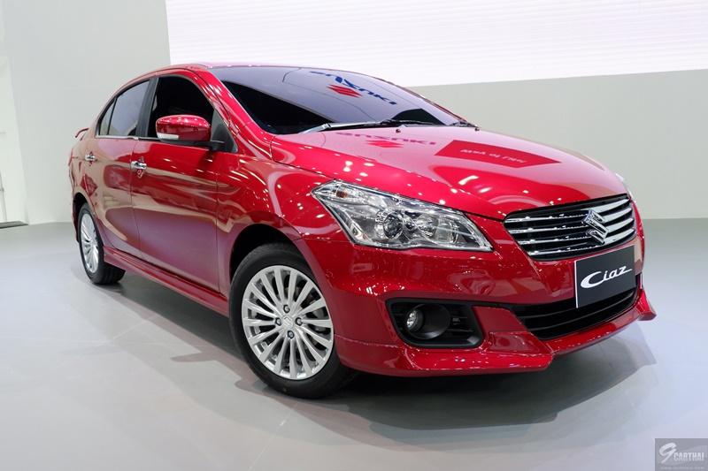 ใหม่ All New Suzuki Ciaz 2019 2020 ราคา ซูซูกิ เซียส ตาราง