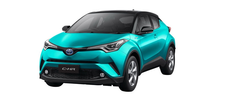 Green C-HR-01_resize