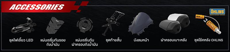 All New Yamaha R15-19