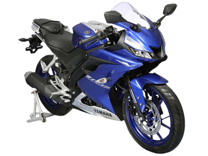 All New Yamaha R15-2