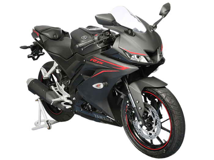 All New Yamaha R15-3