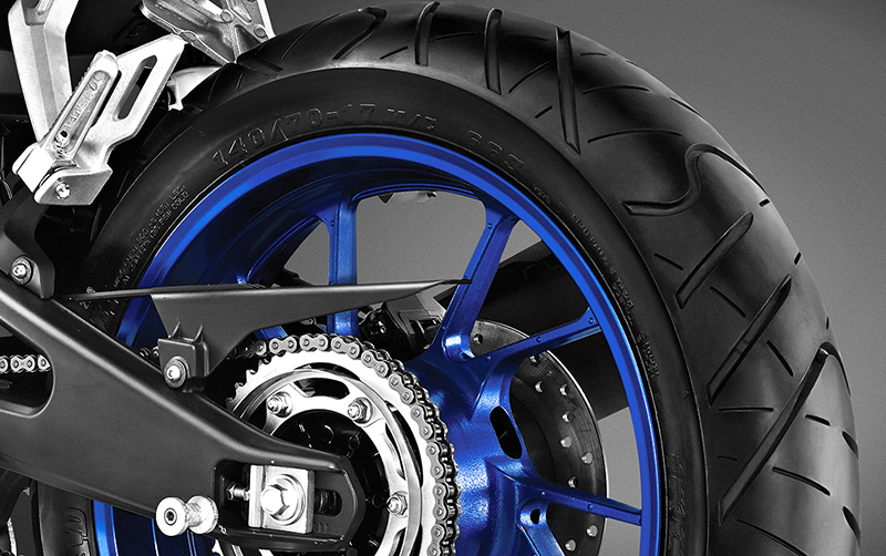All New Yamaha R15-8
