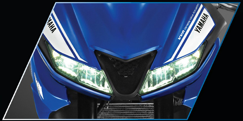 All New Yamaha R15-9