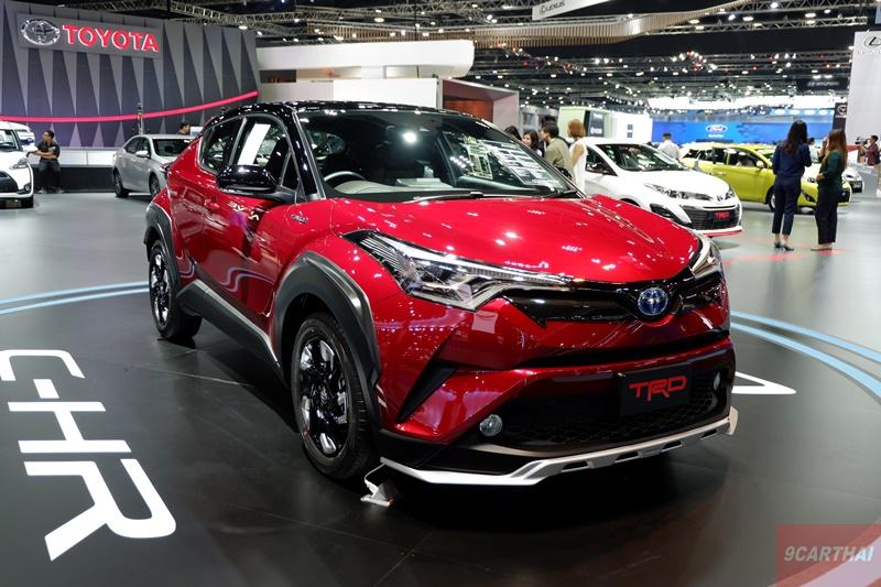 Yamaha And Toyota